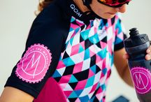 TriTime Women Fashion / Ideen, Farben, Muster für das Teamoutfit