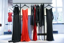 A night in Rome / Channel the eternal charm of Rome with our exclusive selection of evening gowns and accessories.