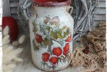 Altered Bottle n Jar