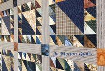 Jo Morton quilts