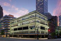 Houston Historic Structures