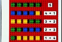 groep 3 splitsen/ rekenspelletjes