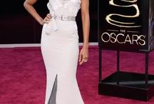 Zoe saldana style!