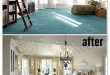 Home staging-before and after!