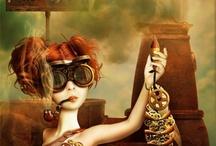 Steampunk Fun(k) / by Crystal Finney