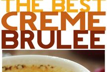 Food / Creme Brulee
