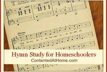 Teaching piano / Hymn playing