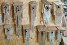 Birdhouses coool