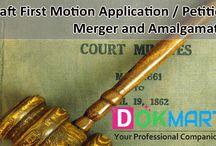 Merger and Amalgamation