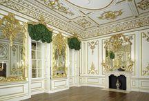 Baroque & Rococo designs