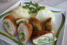 sajtos brokoli tekercs