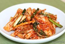 Kimchi / A collection of authentic and delicious Kimchi recipes