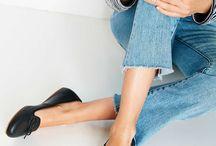 Flat classy shoes