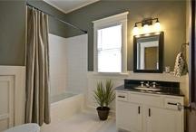 Bathrooms / by Ashley Flood