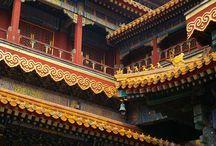 China / Travels through China