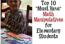 Homeschool Manipulatives
