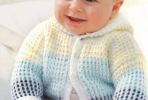 Stricken und Häkeln für Babys und Kids