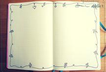 journal creatif