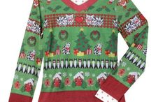 Ugly Christmas Sweaters / Welcome to our board with tons of UGLY Christmas Sweaters! Looking for the perfect Christmas party outfit? TACKY IT UP with ugly Christmas sweater! View more at http://www.digitalmomblog.com. Make sure to follow our boards: http://www.pinterest.com/digitalmomblog