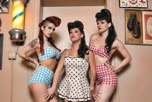 """Rockabilly Be-Bop Do-Wop / Rockabilly, one of the earliest styles of rock and roll music, dating to early 1950s in the United States. It's a """"blend of country & western and rhythm & blues & pointed the way to classic rock 'n' roll.""""    The term """"rockabilly"""" is a portmanteau of """"rock"""" (from """"rock 'n' roll"""") and """"hillbilly"""", the latter a reference to the country music."""