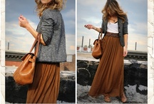 Winter autumn fashion