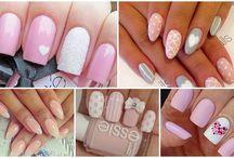 Manicure dla Panny Młodej | Manicure for bride