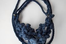 Handspun jewlery / Make jewlery out of handspun yarn - ideas