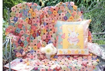 Little Red / Decorating ideas for kids rooms.  Handmade things for children. / by Red Brolly Quilt designers
