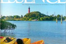 Coastal Essence Magazine / Coastal Essence Magazine is the exclusive magazine to Coastal Sotheby's International Realty.