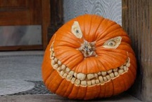 Halloween/Autumn decorating, food & ideas / by Liz King