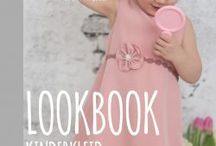 LOOKBOOK SARA & JULEZ EBOOK SCHNITTMUSTER