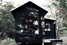 Architecture: Cabins / by Cecilia Richey