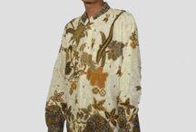 Kemeja Batik Koko H-1145