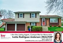 Real Estate for Sale in Hoffman Estates, IL / Real Estate for Sale in Hoffman Estates, IL brought to you by Ivette Rodriguez Anderson of Keller Williams Success Realty.