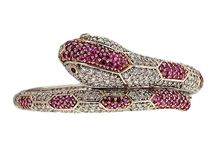 Vintage Snake Jewelry