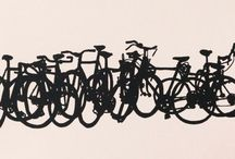 Bicycle Paintings / by shoply.com