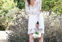 wedding dresses:)