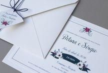 Convites de Casamento Elo7