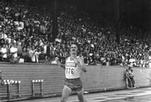 running / by Chellie Gordon