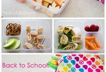 School lunch Ideas / by Jenny Stafford