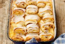 Süßes in jeder Form / Kuchen, Desserts,