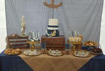 Liam's 1st Birthday  (Nautical/Beach)