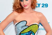 Katy perry  / by galaxy butterfly