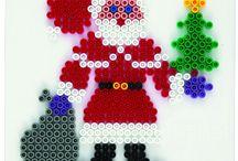Perling julenisse