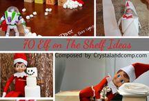 Elf on the Shelf / by Kristen Hilton