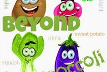 Beyond Broccoli / Beyond Broccoli is full of recipes that show you how to prepare ALL vegetables!