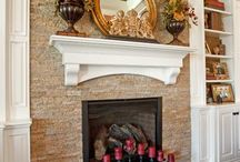 Fireplace and Mantles / by Cindy Hughes