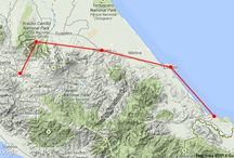 Costa Rica Maps / Maps and Travel Routes in Costa Rica
