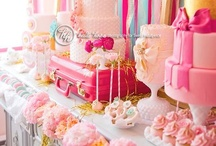 Beautiful Dessert Tables
