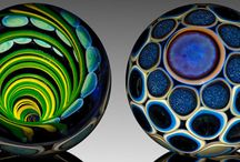 Glass Art - Marbles